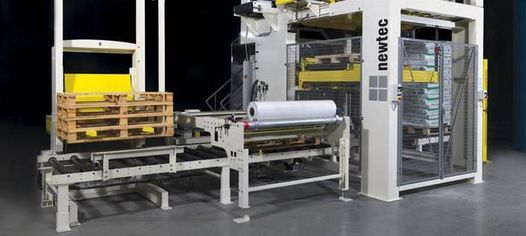 Palletizing technology - expertise of our partner